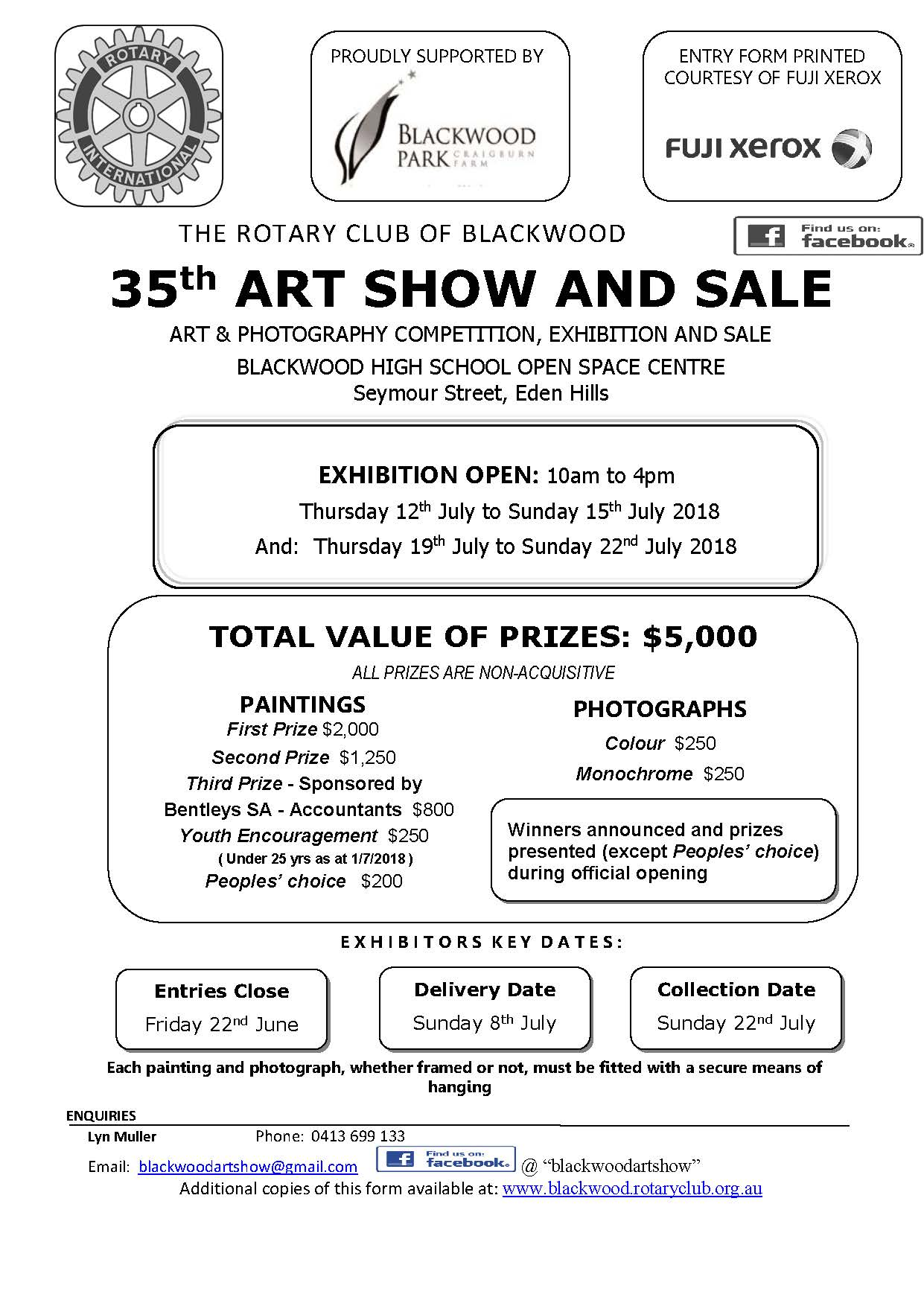 2018 Blackwood Rotary Art Show entry form pages 1-4_Page_1.jpg