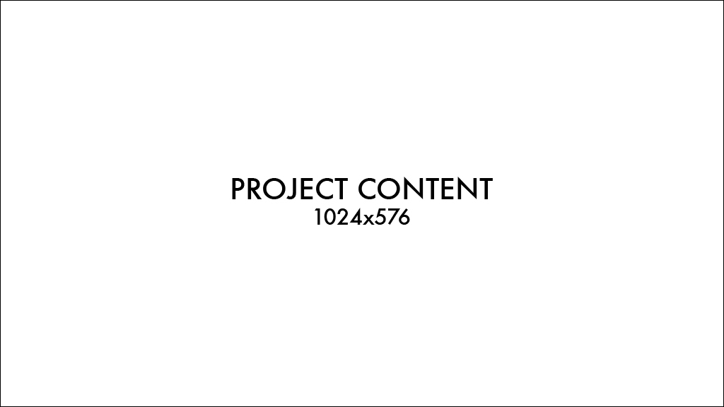 Project information here