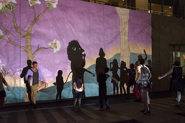 White NIght 2013. Image courtesy of   Dianna Snape  .