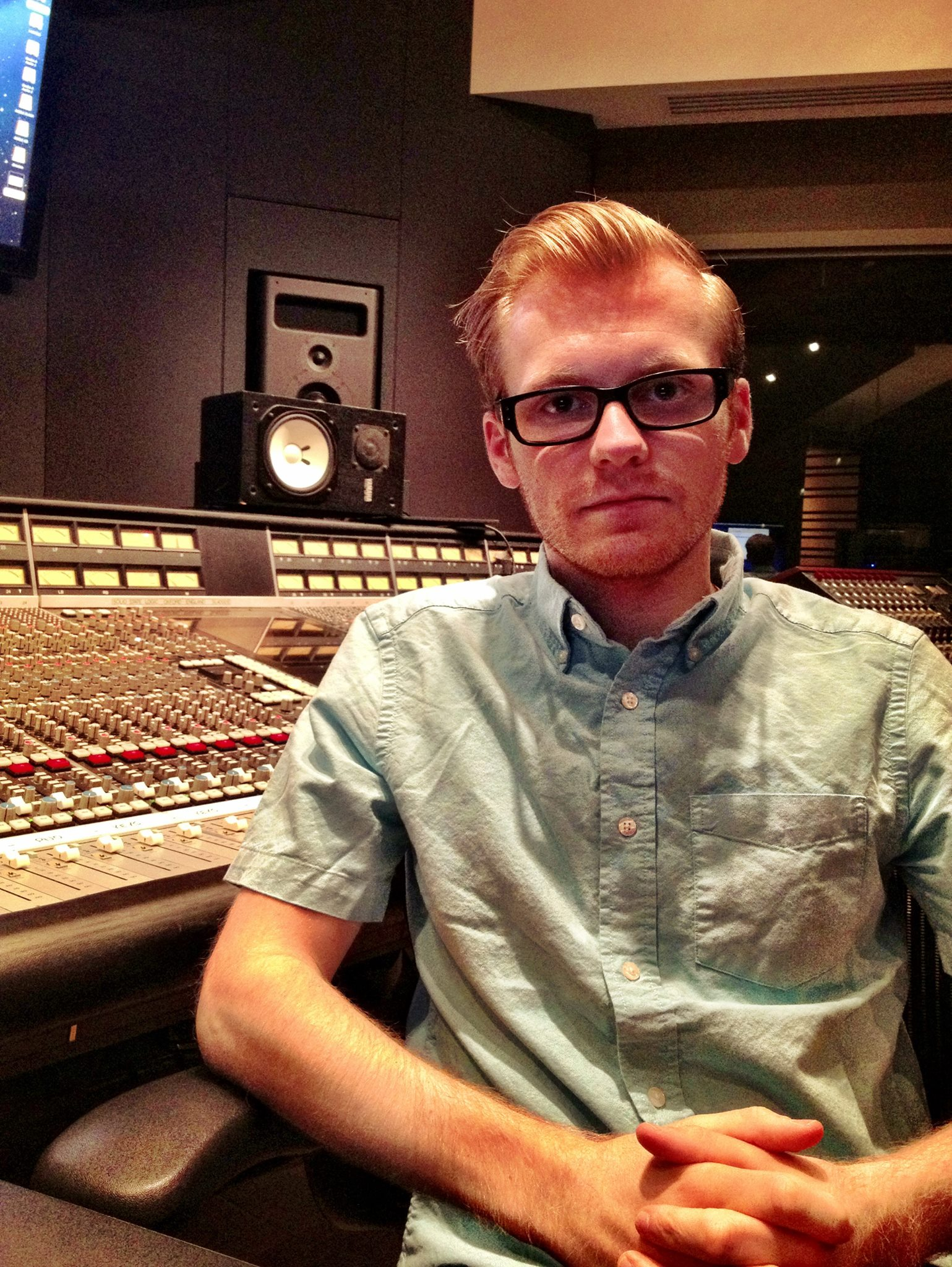 Alastair Sims - Music Producer / Engineer / Supervisor
