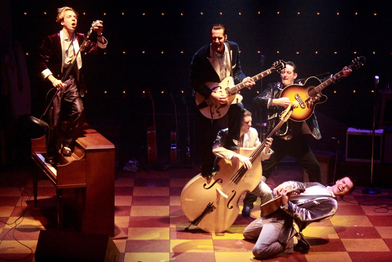 MILLION DOLLAR QUARTET - MTL