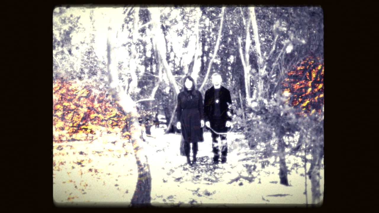 a still from the forthcoming Oracles video