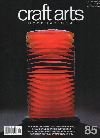 CRAFT ARTS INTERNATIONAL 2012