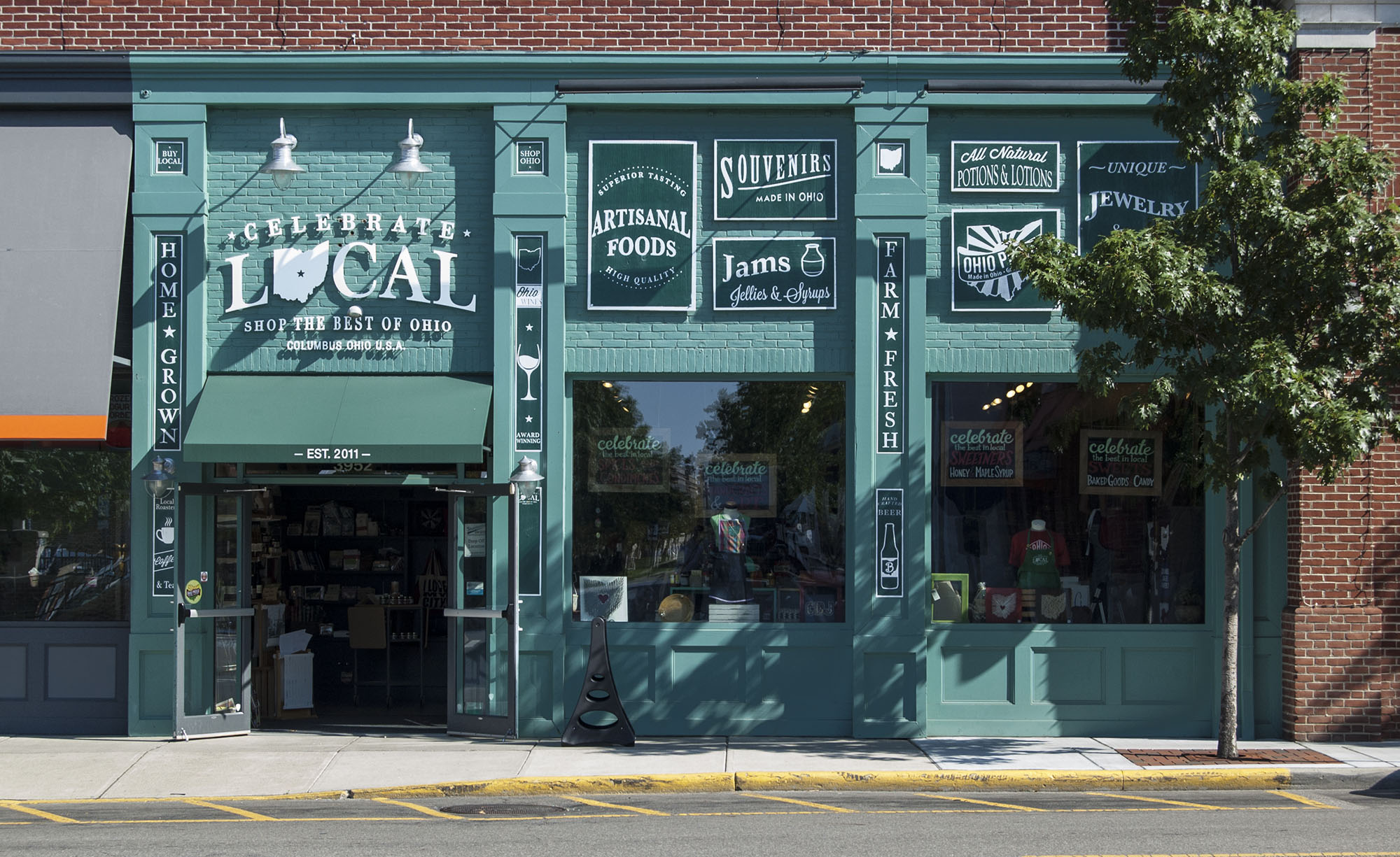 Celebrate Local | Easton | Columbus Ohio | 2013