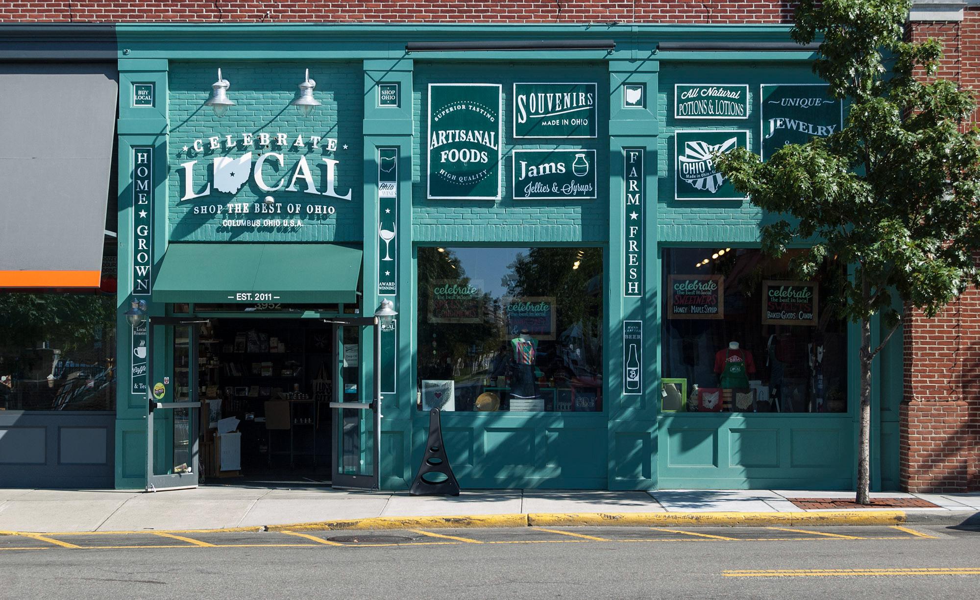 Celebrate Local Store