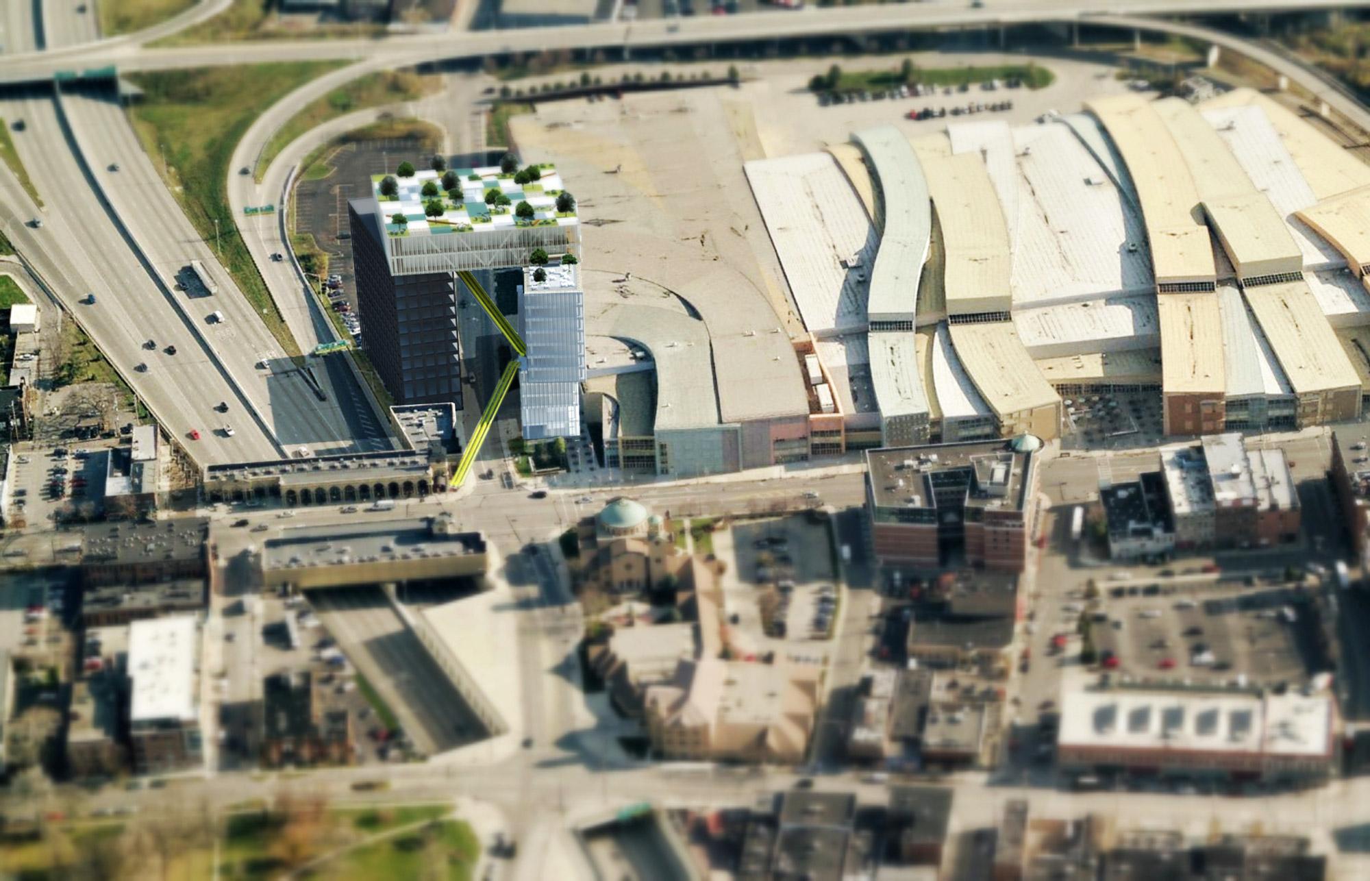 Convention Center Development