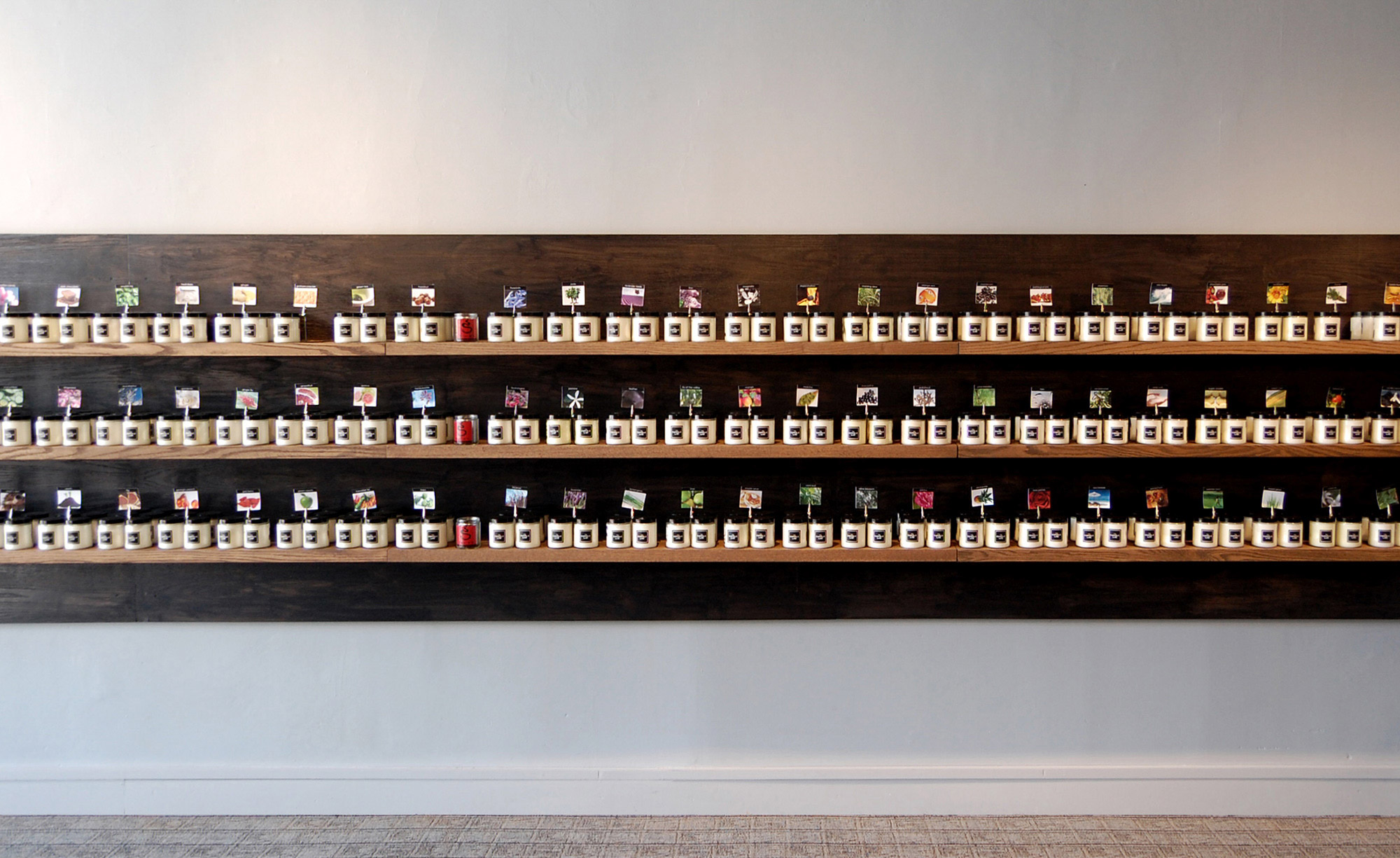 Tim and Eliza challenged us to think in different ways about our entire concept, and the result has far surpassed our expectations. Our store environment finally feels polished and flows logically, and we owe that all to Tim Lai ArchitecT.   Steve Weaver, owner of The Candle Lab