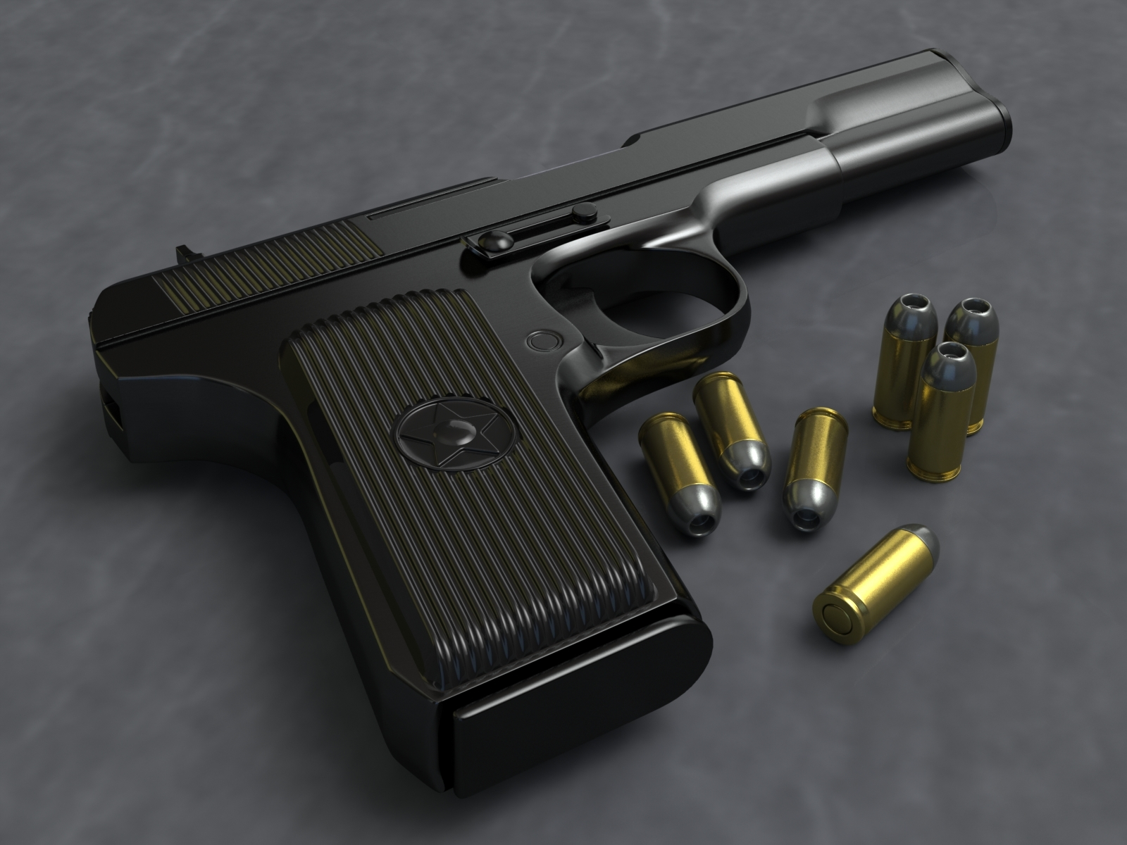 Norinco 9mm Pistol