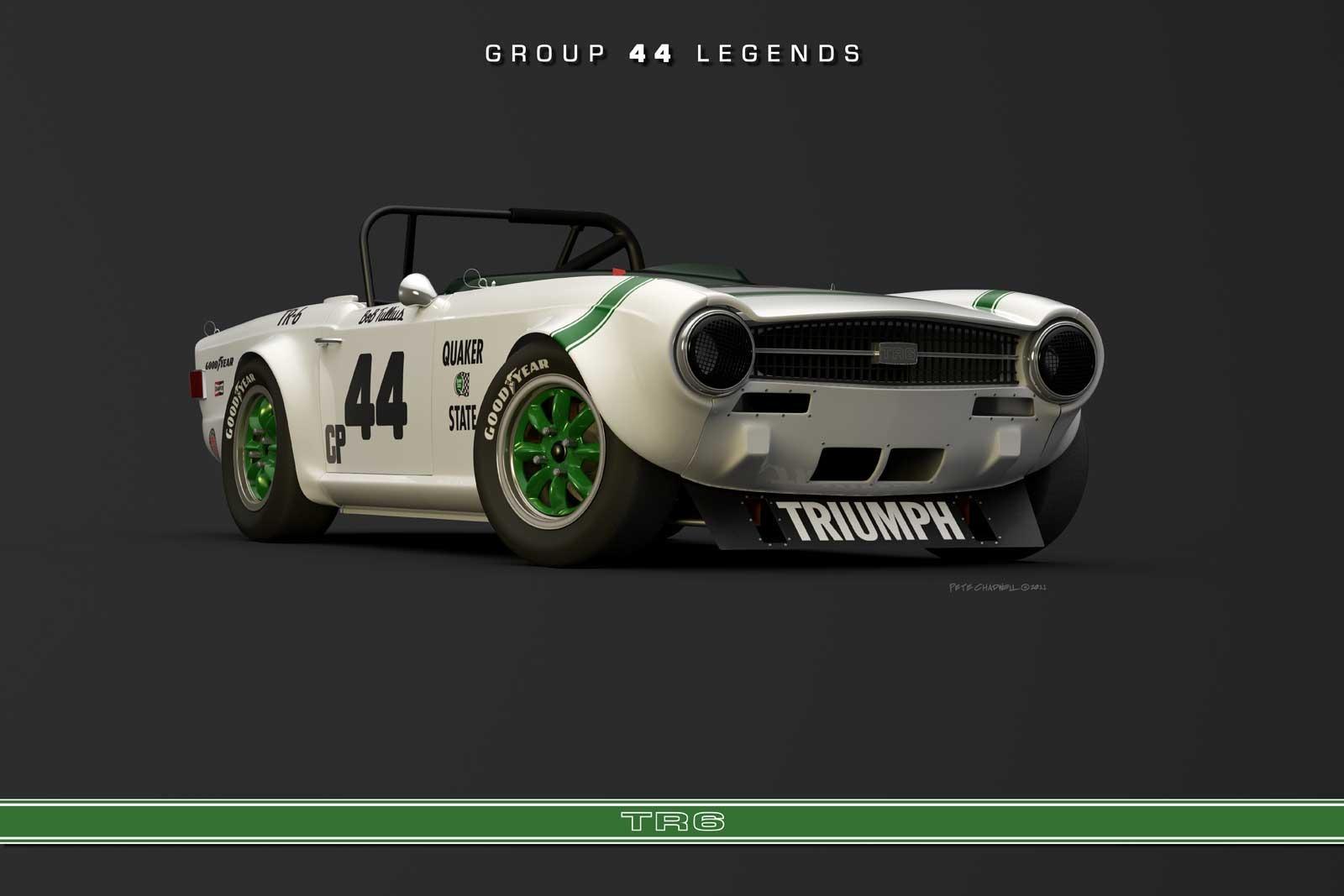 Group 44 Triumph TR6