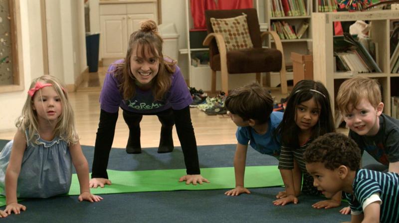 Kids yoga teacher tips