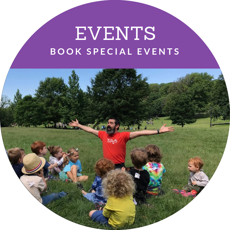 Book Yo Re Mi Music and Yoga for Your Special Kids Event