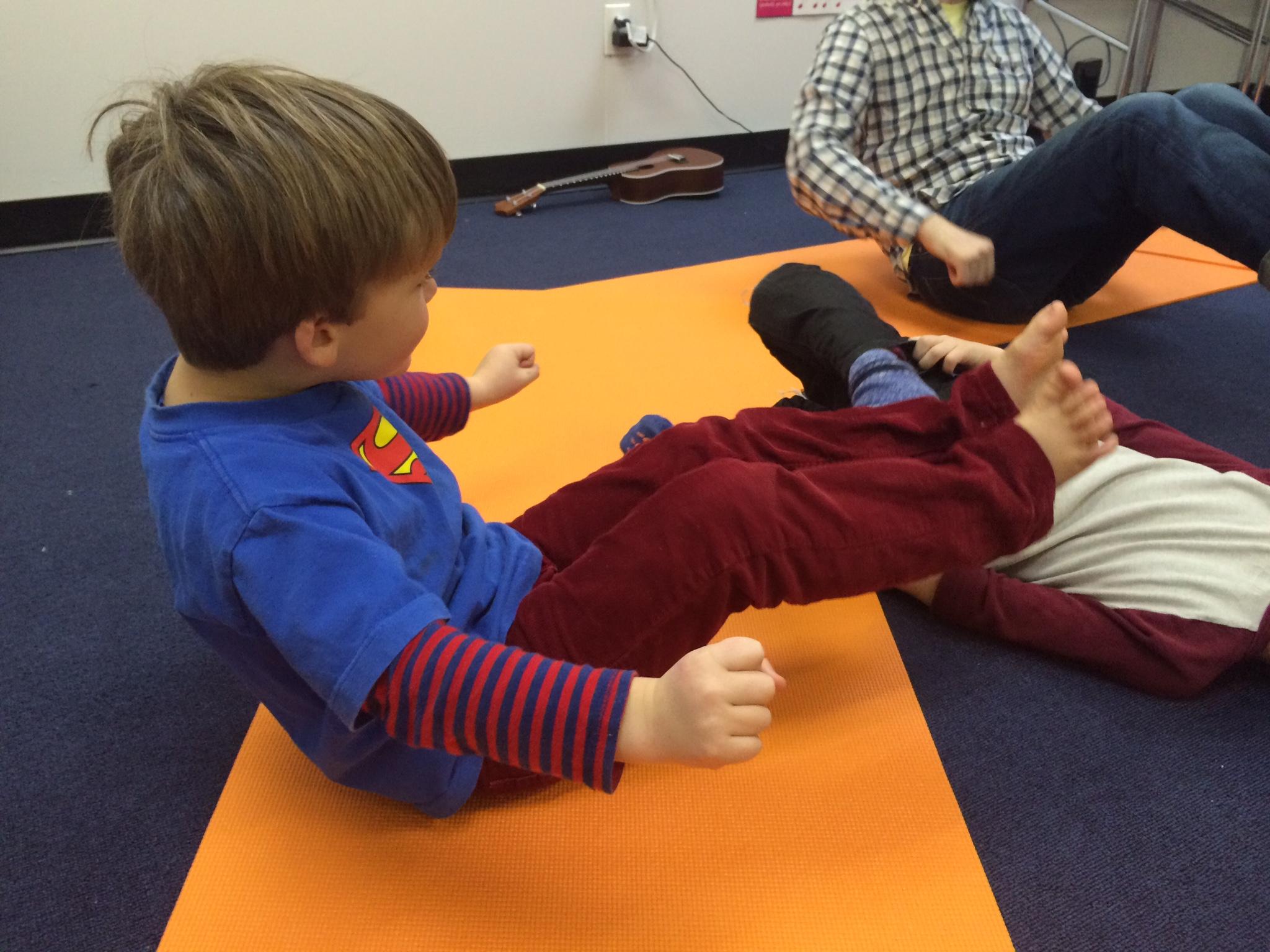 Multi sensory kids activities for the classroom - YRM