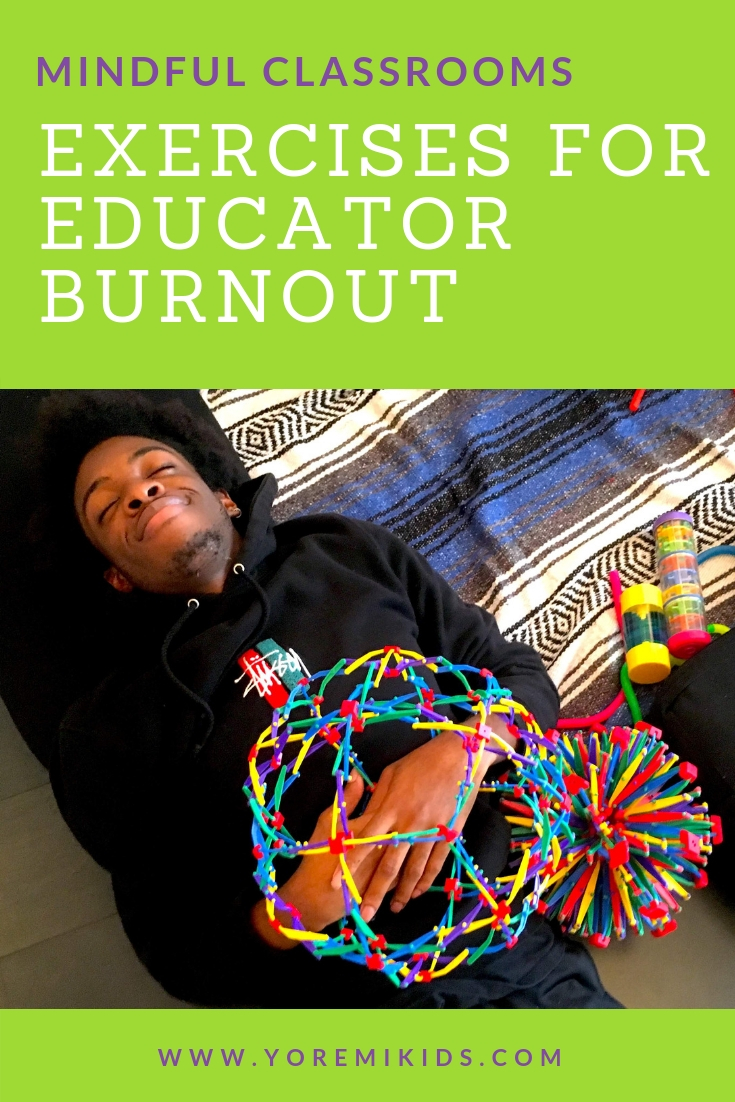 Solutions for teacher burnout - YRM