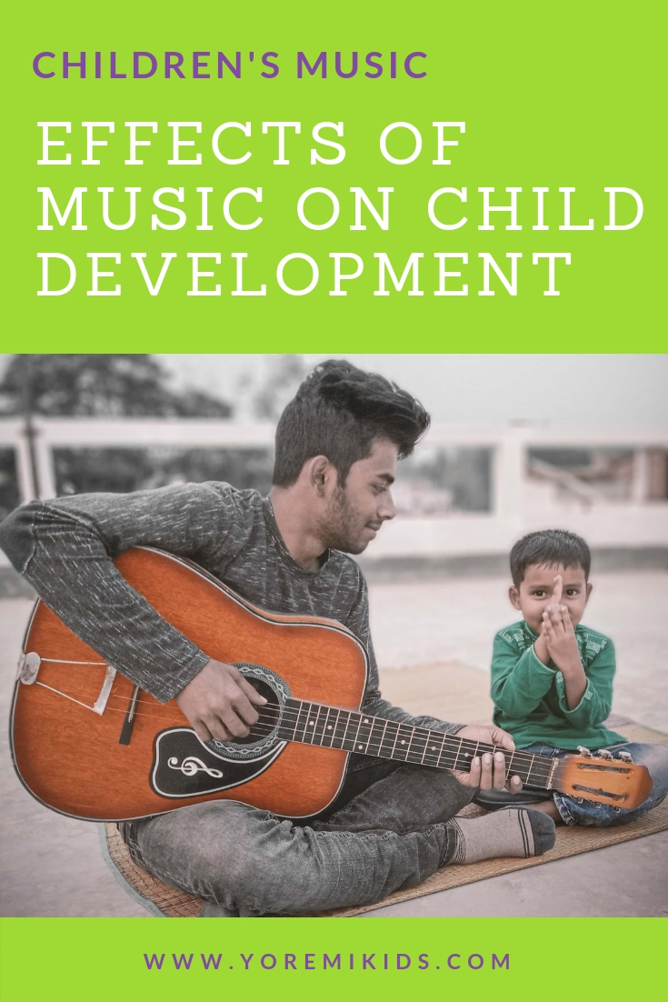 How music effects early child development - YRM