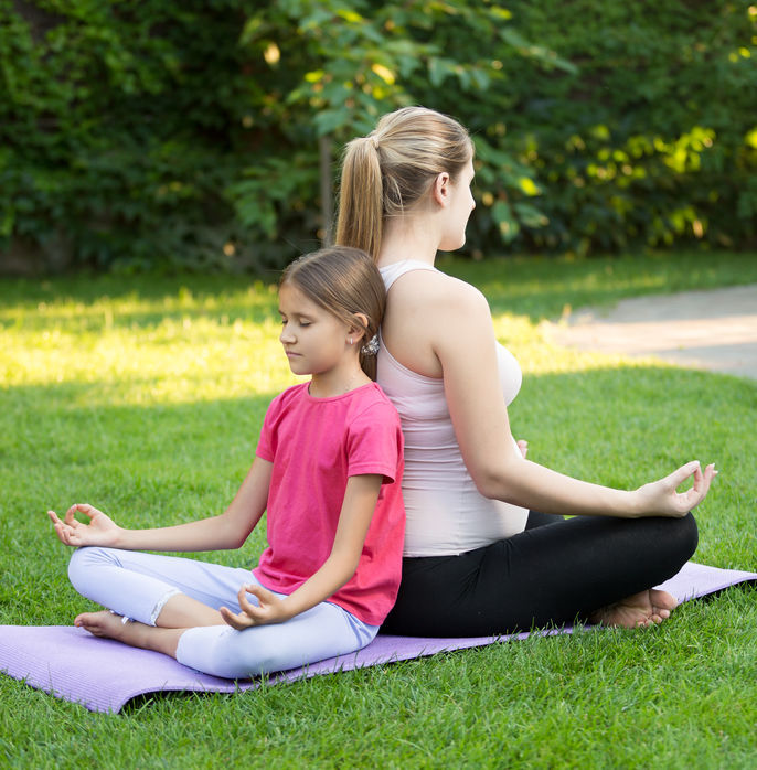 Partner Yoga Poses For Moms And Kids Yo Re Mi