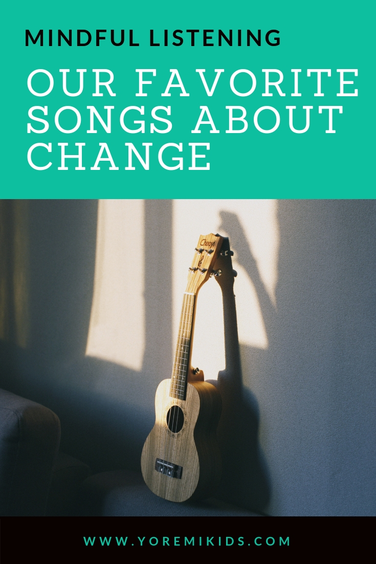 Inspiring songs about change - YRM
