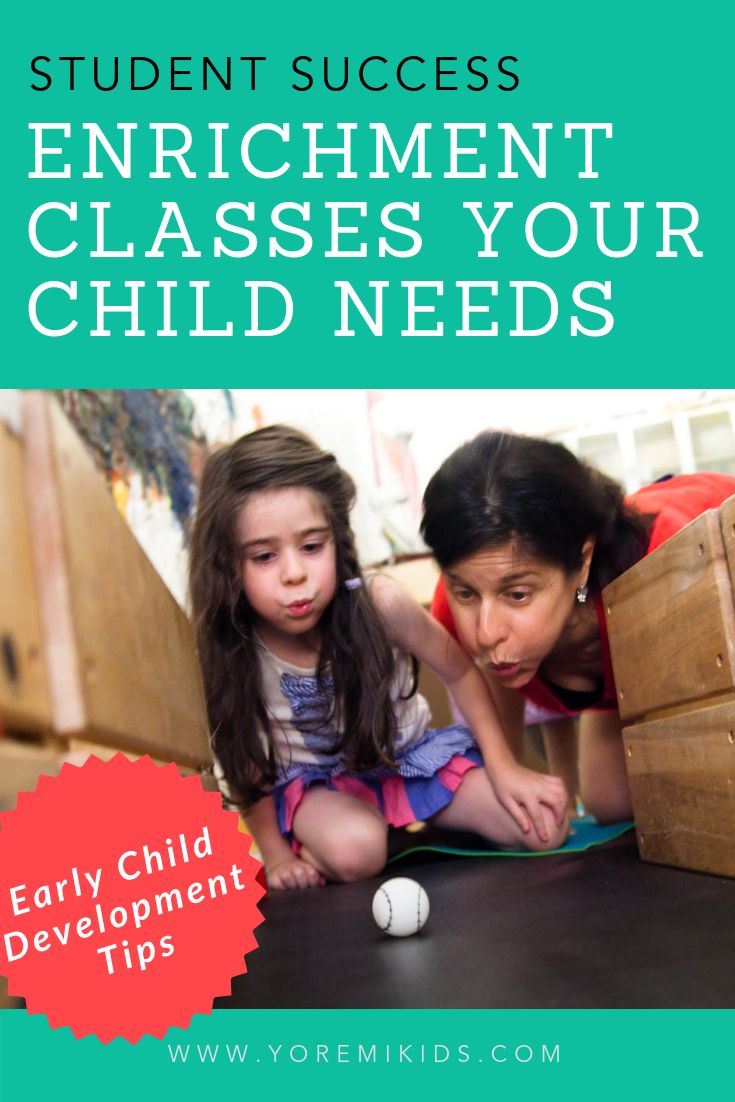 Best enrichment activities and programs for preschool and elementary schools - YRM