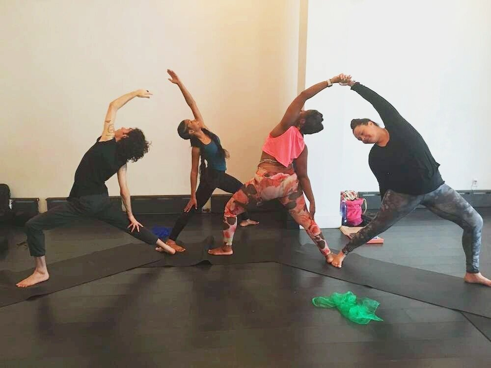 Yoga poses you should know for yoga teacher training.