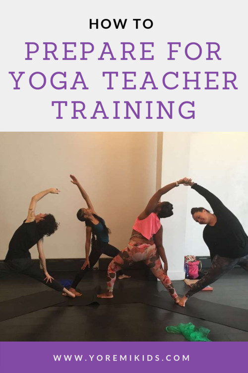 How to prepare for yoga teacher training / kids yoga training, and other great pre-training certification tips. YRM