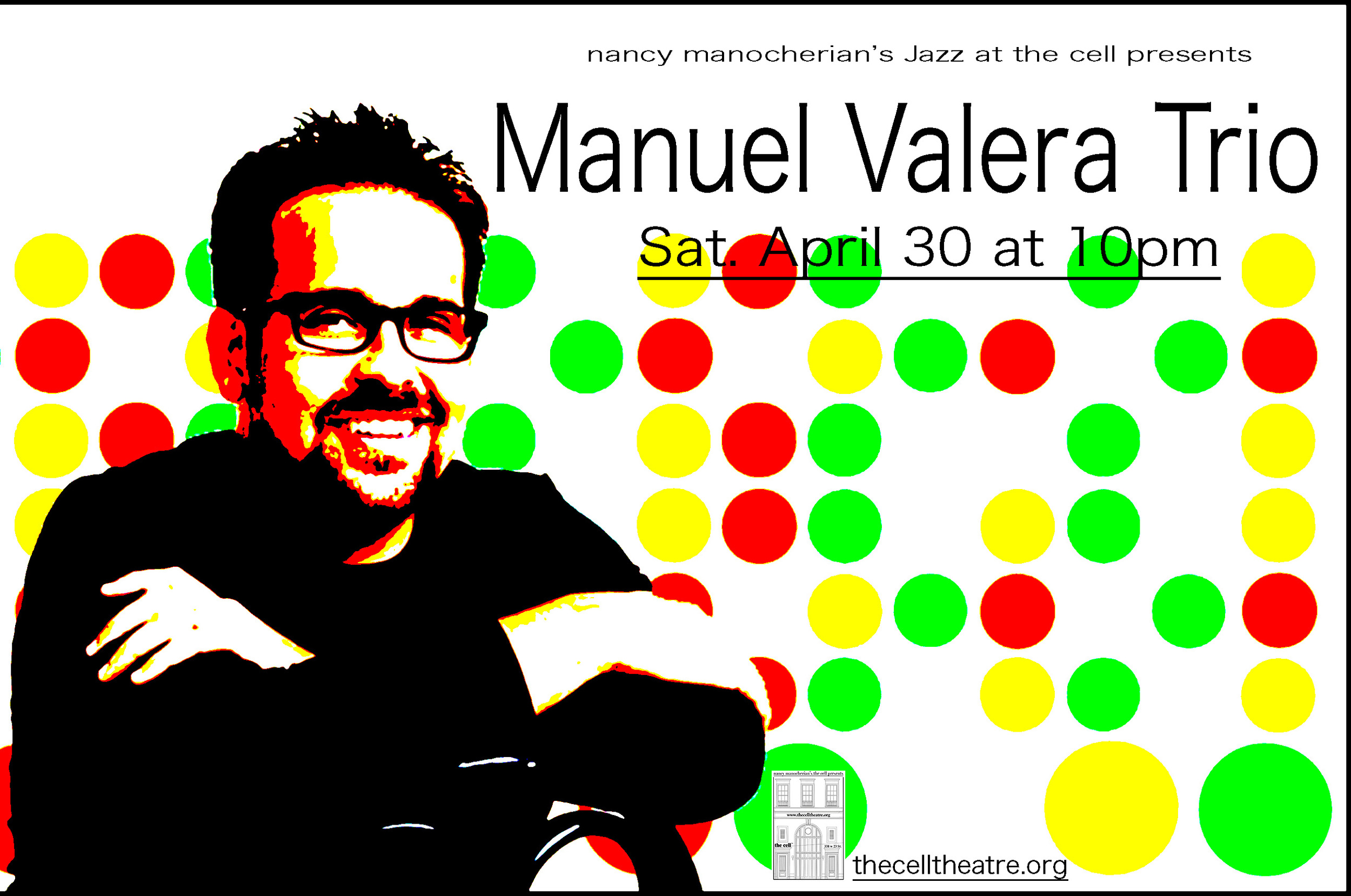 Manuel Valera Trio  The music is a refreshing take on Cuban music as well as interpretations of jazz standards and previously-recorded original compositions by Valera. The trio fuses elements of straight-ahead, Latin Jazz and R&B to create a very personal sound with a broad appeal.   The trio includes bassist   Linda Oh   and drummer EJ Strickland.