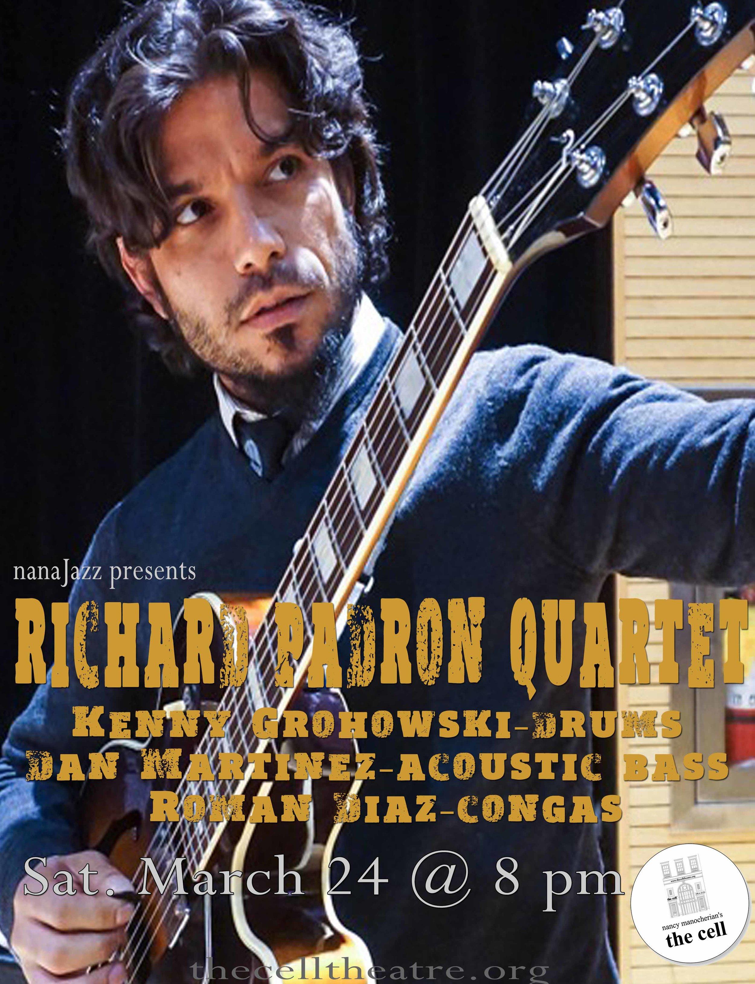 Richard Padron Quartet web.jpg