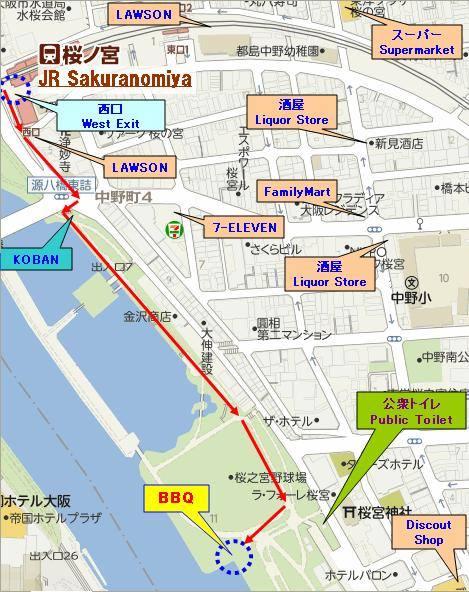 マップ Map