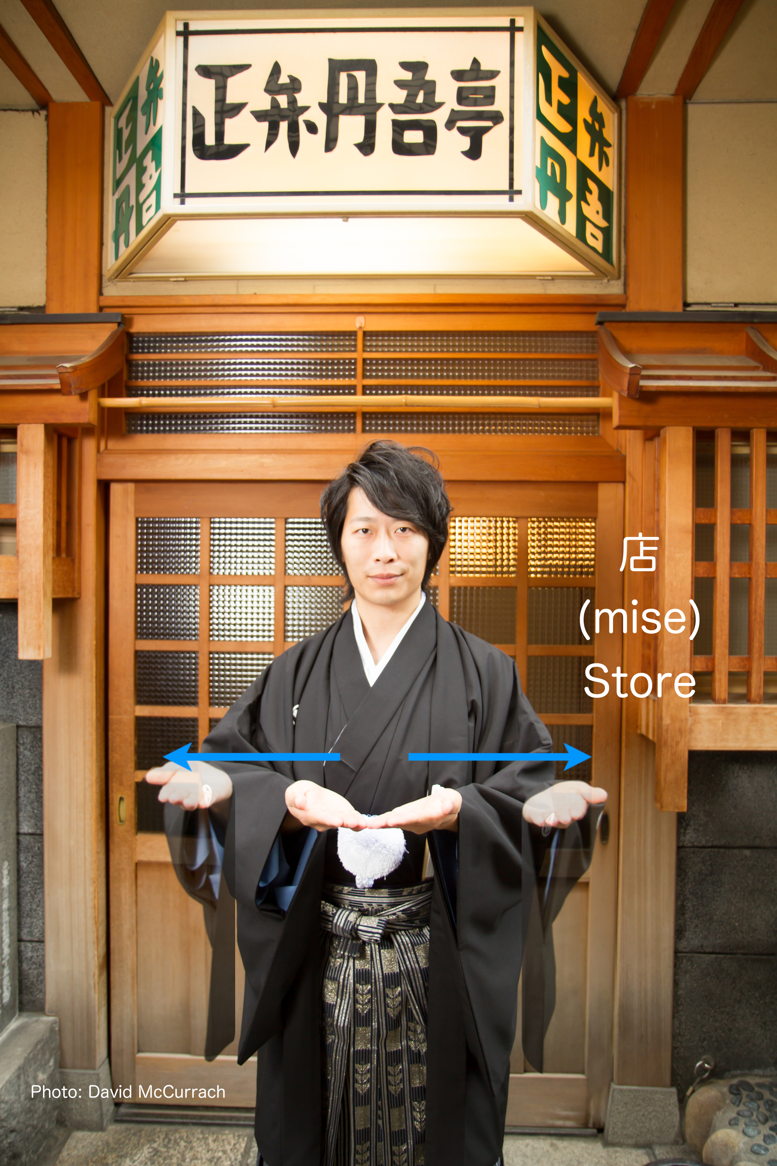 店 (mise) Store