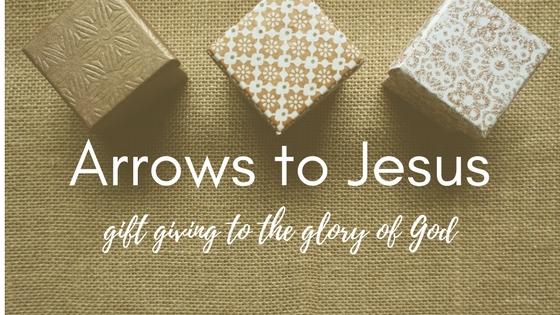 Arrows to Jesus.jpg