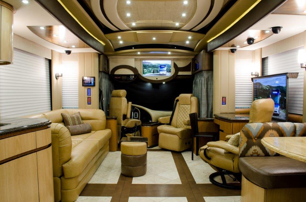 EcoDomo leatther floor in RV - Ceramic and leather.jpg
