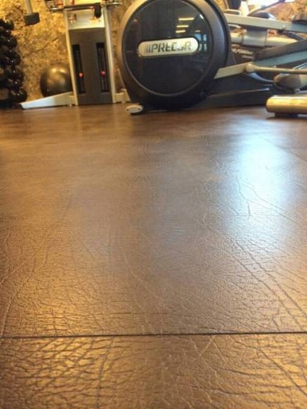 EcoDomo - Leather Floor in Gym - California.jpg