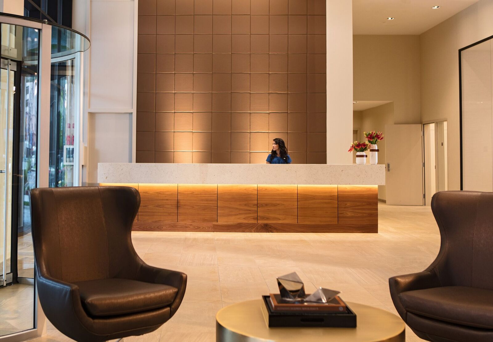 EcoDomo Leather Panels for Lobby - San Jose Marriott AC in CA - Cordova Leather_preview.jpeg