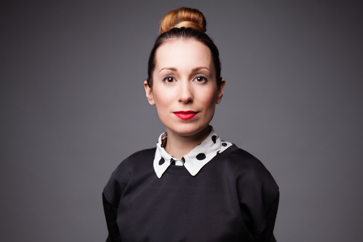 Porträttfotografering, Petra Nordström