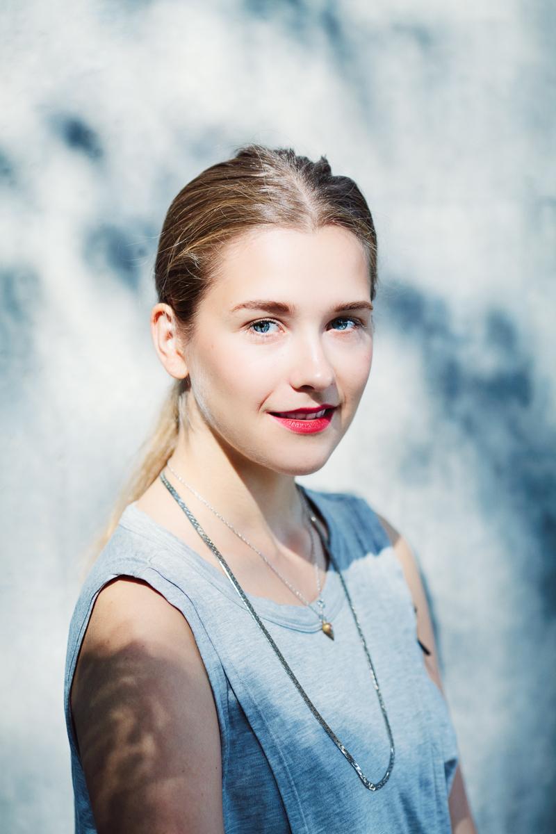 Porträttfotograering / Mikaela Knapp