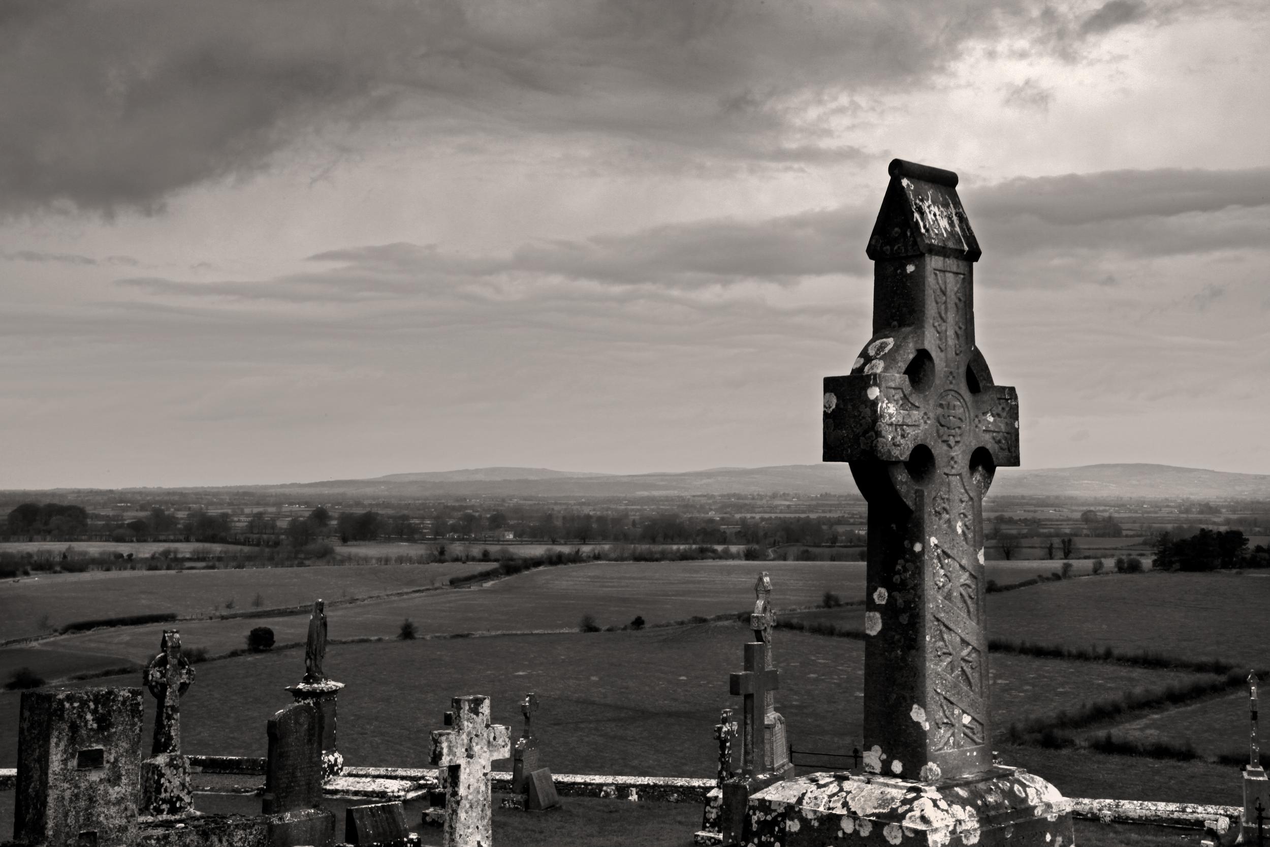 Celtic Cross - Cashel, Ireland