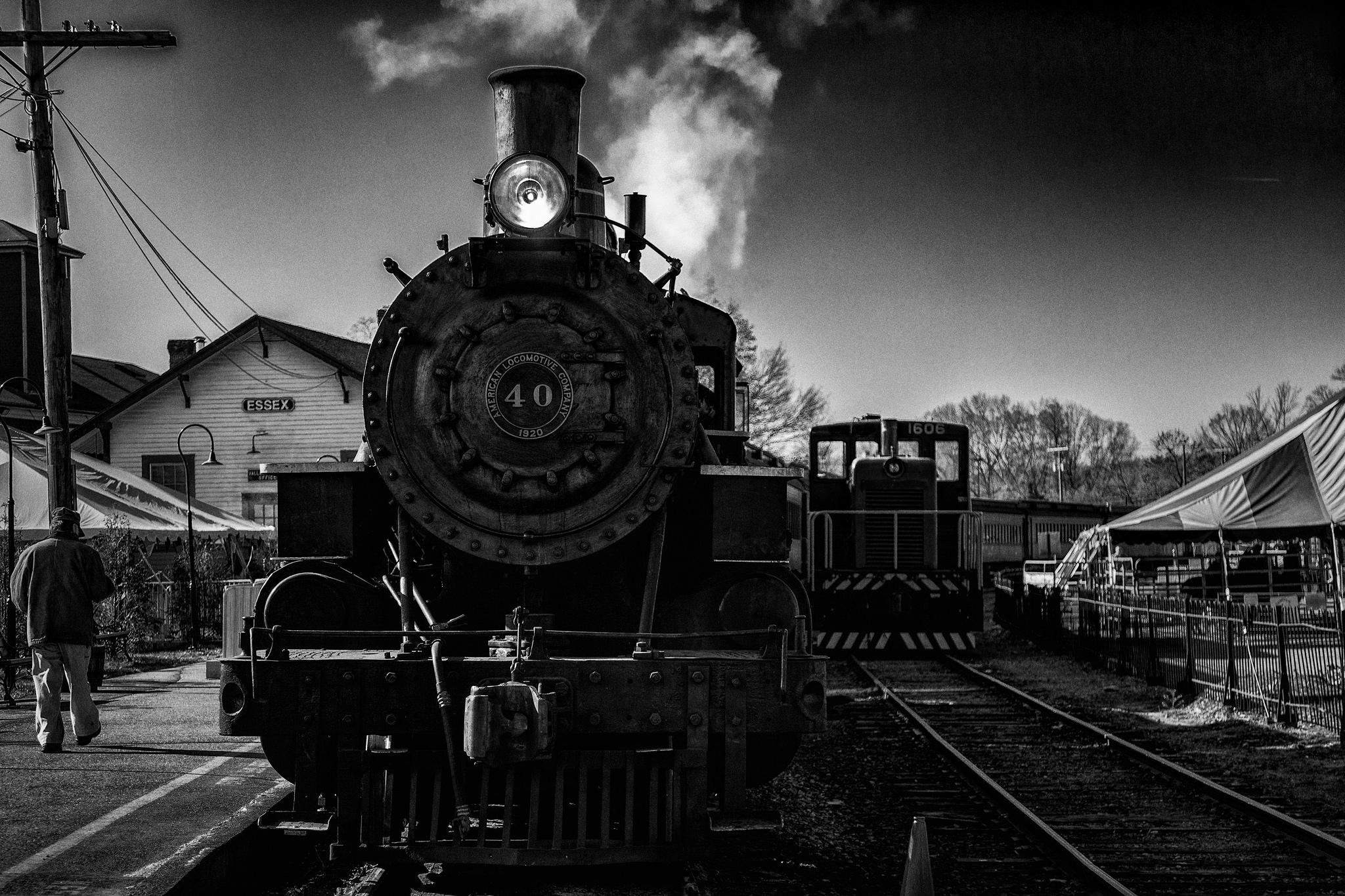 Engine #40 - Essex, CT