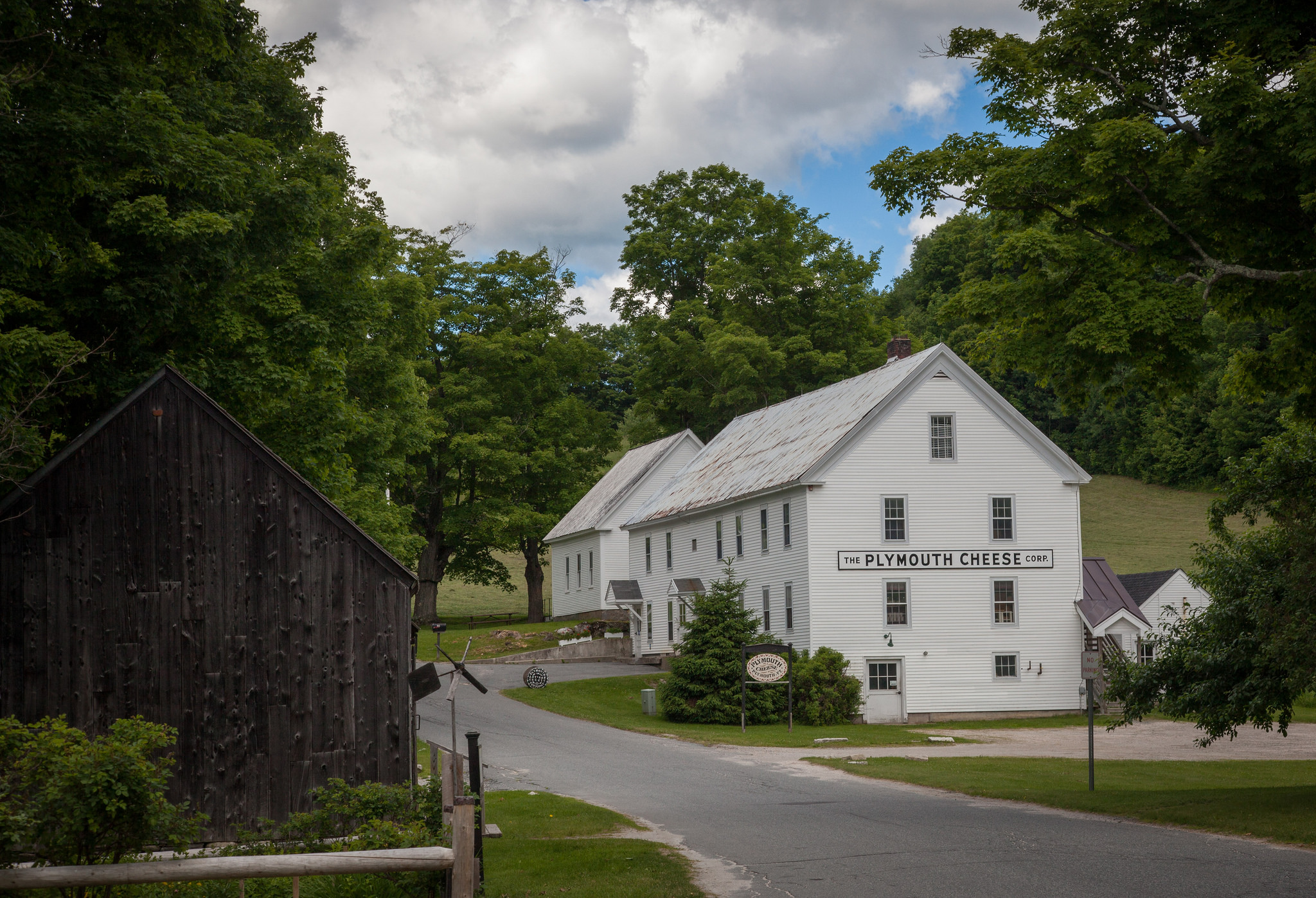 Plymouth Cheese Factory, Plymouth, VT