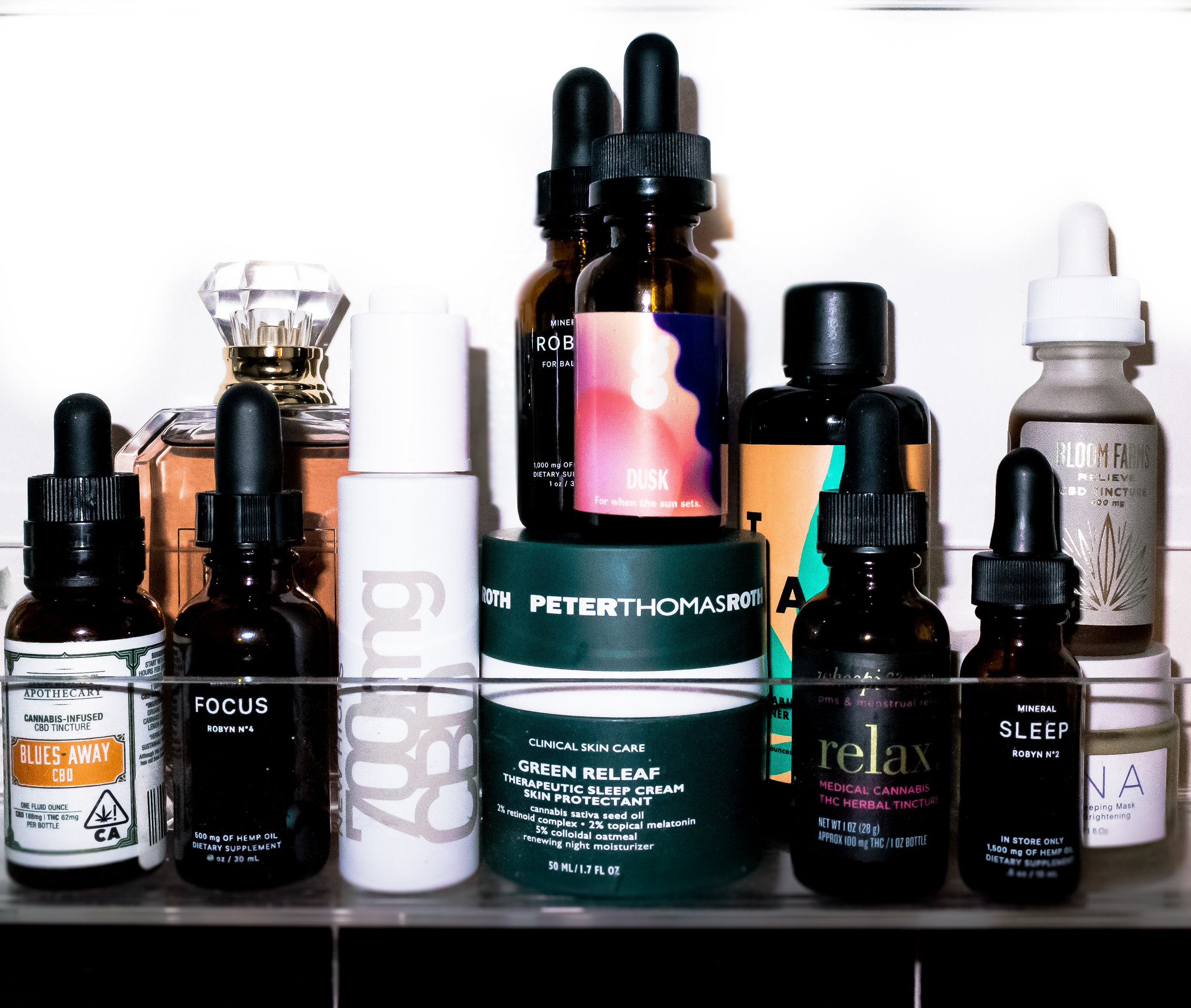 The Nice List - Ever wonder what tincture to use? Preroll? Vape? Lotion to slather all over your brain and body? We got you covered with our biweekly reviews of the nicest products out there.