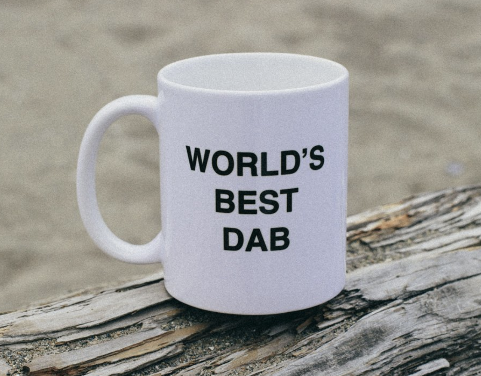For the dad who loves to wake and bake - Vancouver-based lifestyle brand Studio A-OK will make your dad feel nostalgic and cool at the same time. This mug speaks for itself. Heads up, it's sold out, but we're hoping if enough of us DM them on Instagram they'll bring it back in time for the 16th.