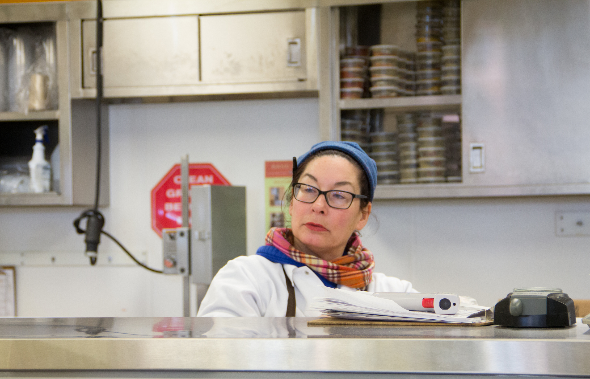 Barb Hroza is an Assistant Manager in the Hawthorne New Seasons meat department.