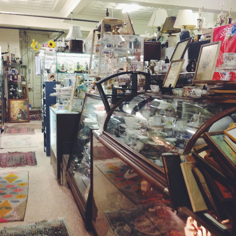 oldtown, alexandria, antique store