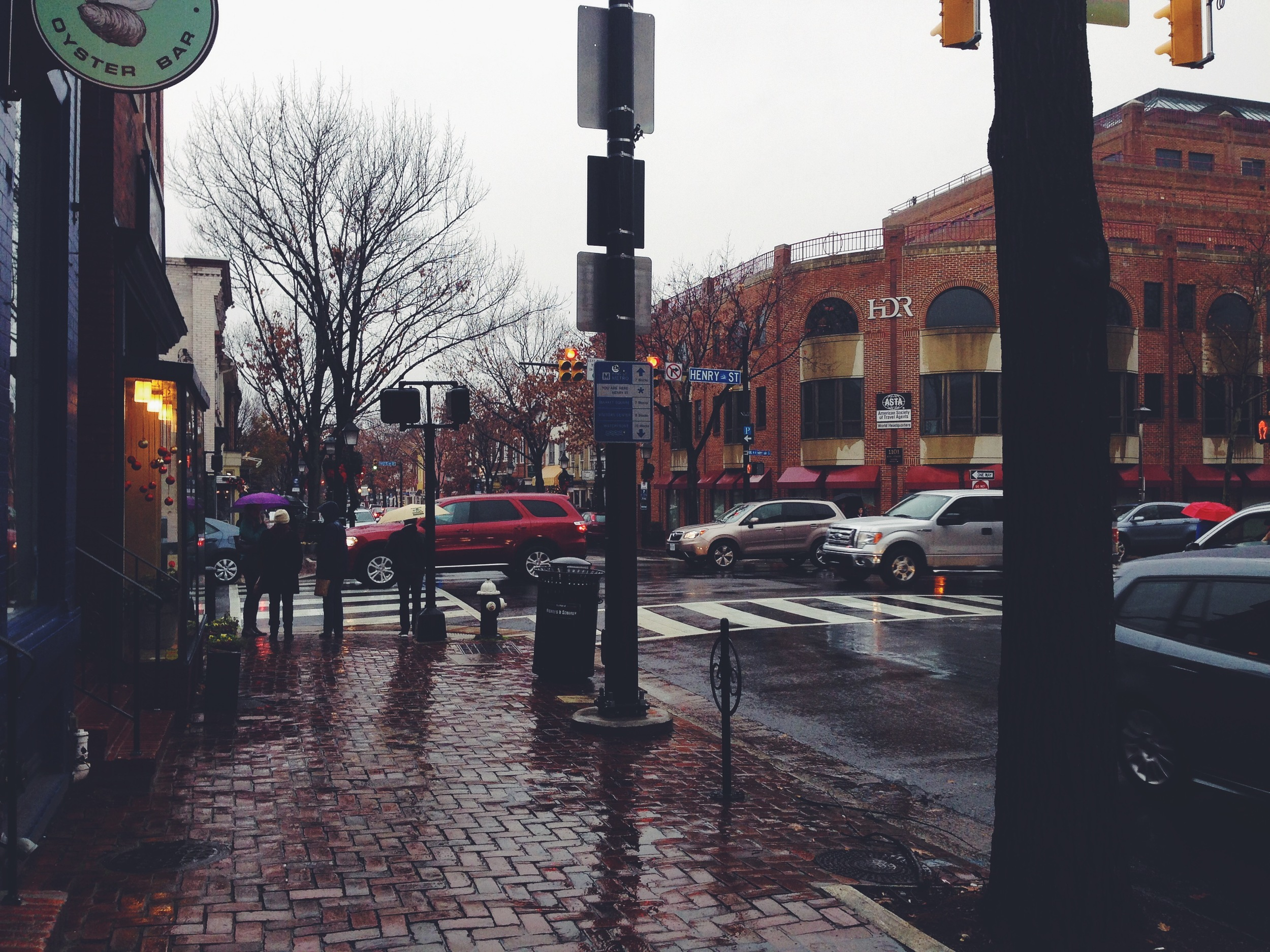Oldtown, Diana Ascarrunz, Alexandria