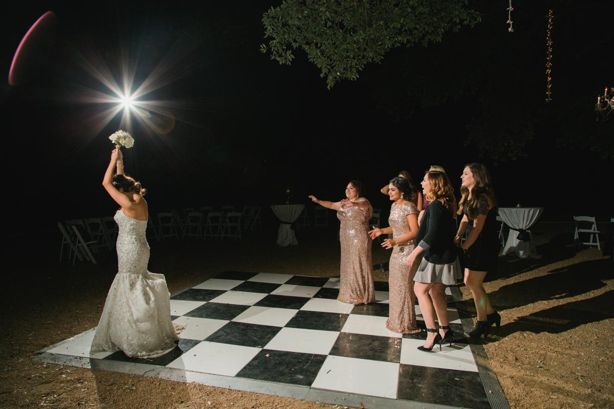 Dripping Springs Blue Rock Estate Wedding Photographer