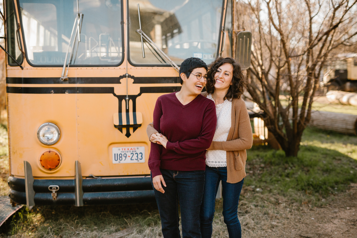 LGBTQ Austin Texas Engagement Session