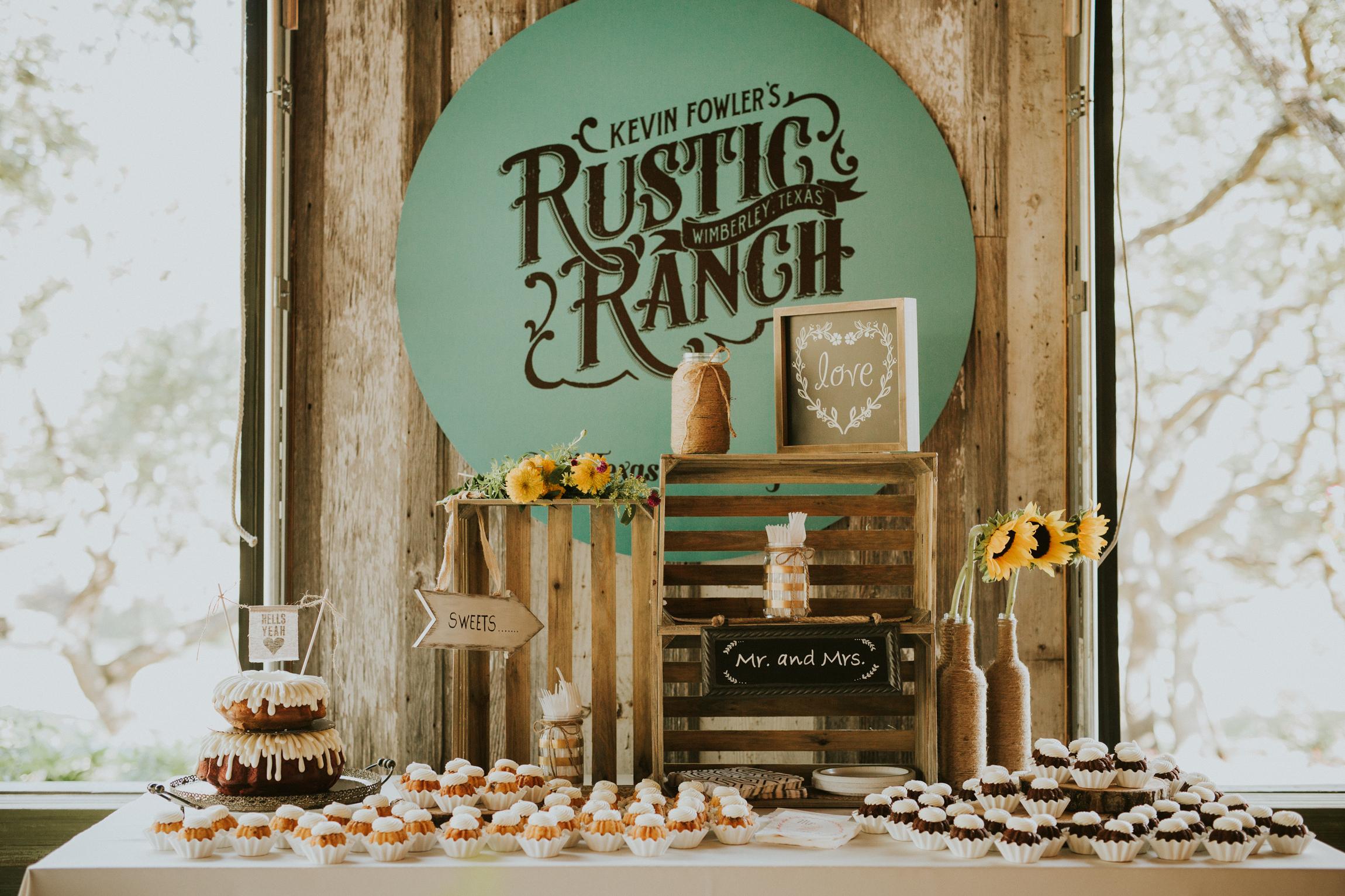 Rustic Ranch.