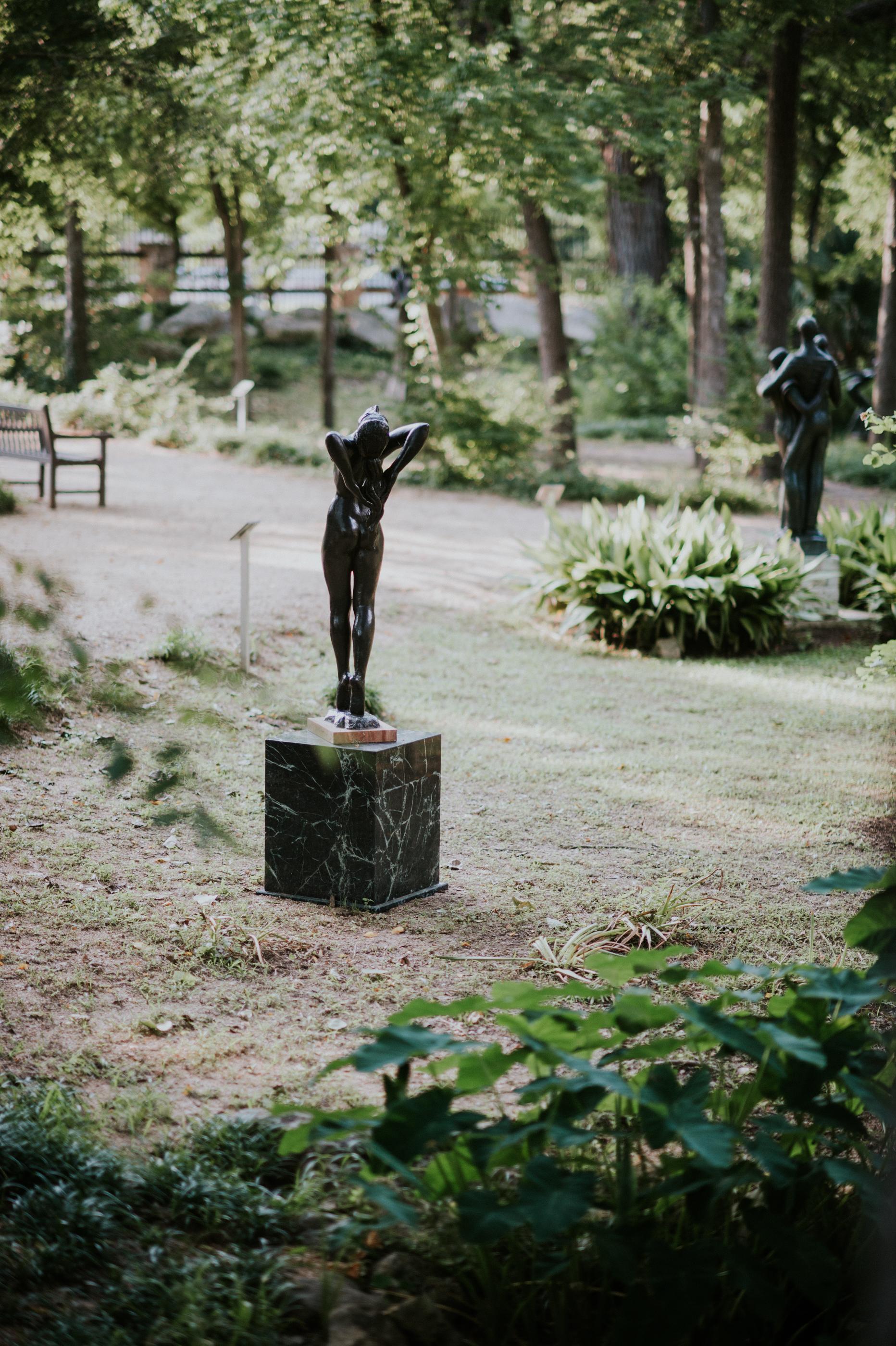 Umlauf Sculpture Garden.