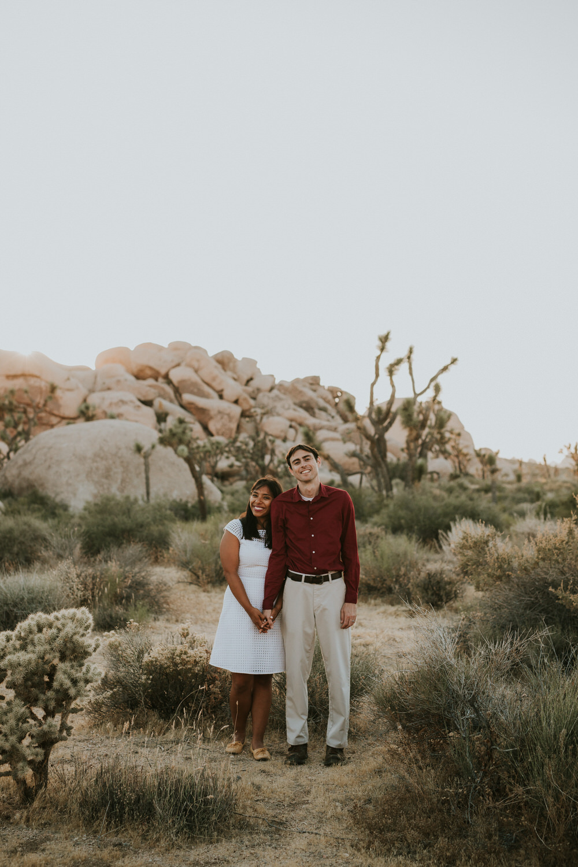 Southern California wedding // California wedding photographer // Austin wedding photographer // Joshua Tree couples shoot