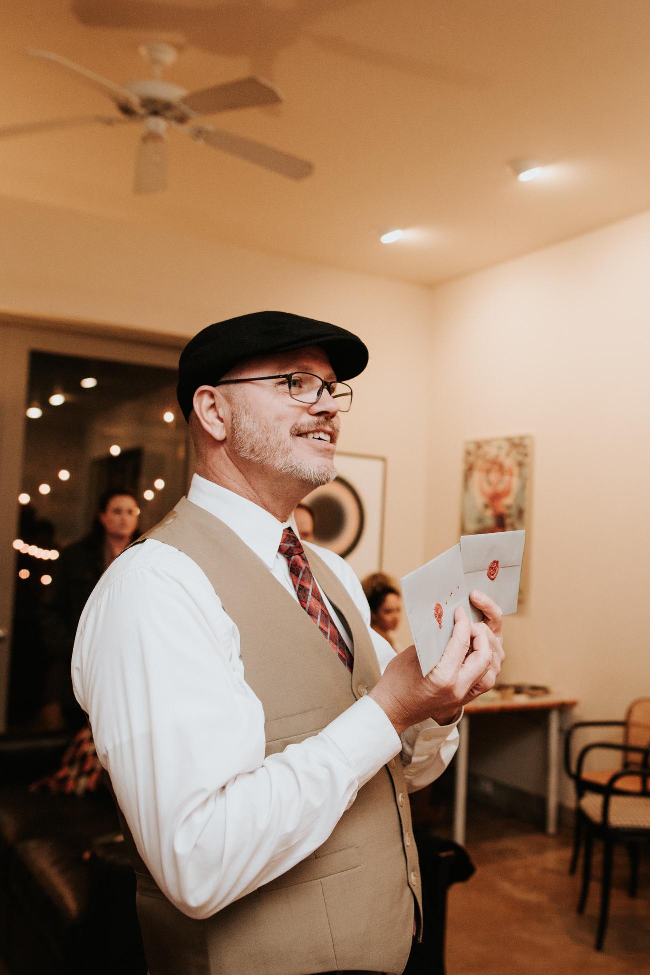 Scott Payne wedding officiant