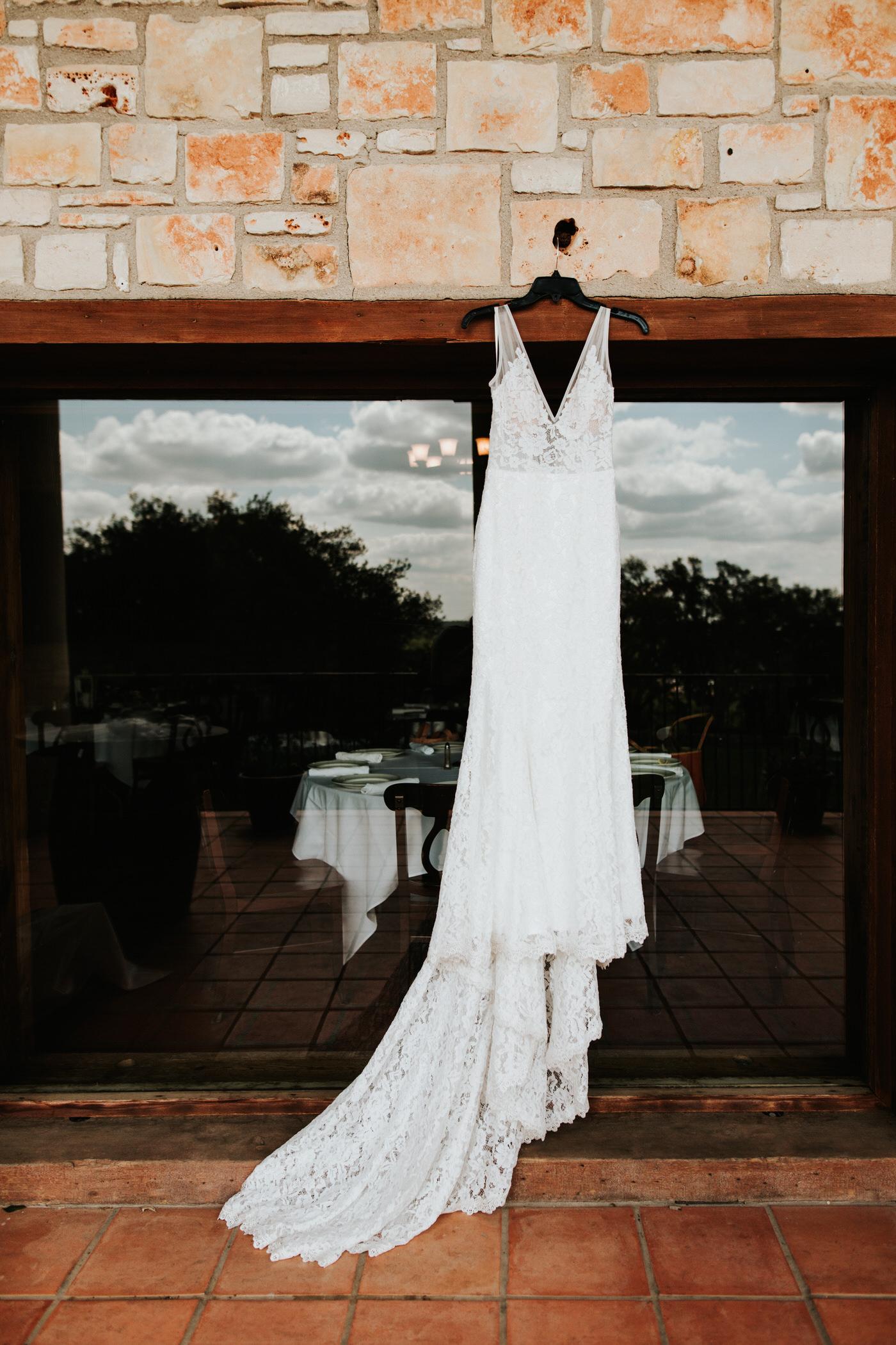 Thurman's Mansion wedding stationary
