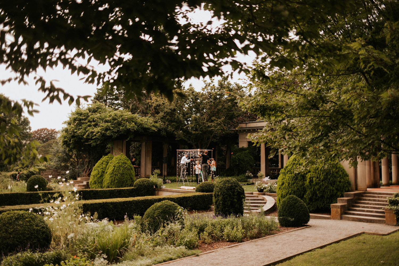Eolia Mansion glamour wedding