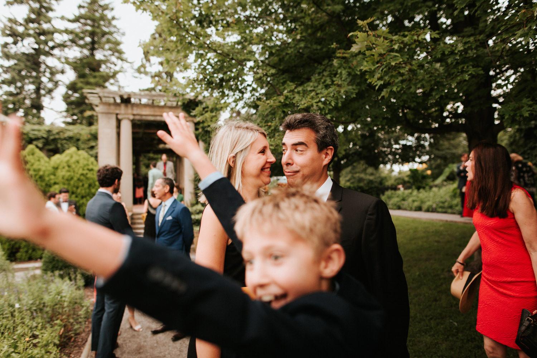 Eolia Mansion glamour wedding ceremony